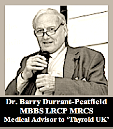 Barry Durrant-Peatfield