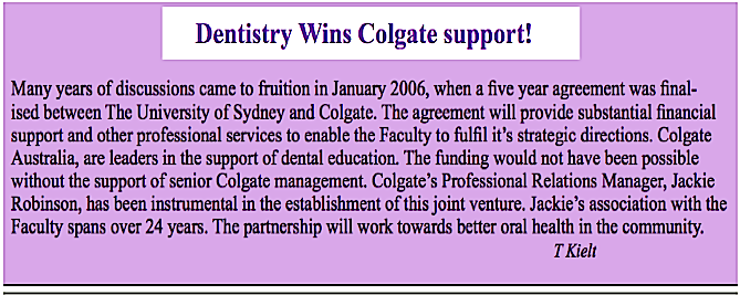 Dentistry Wins Colhate support? m