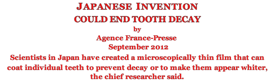 Japanese invention