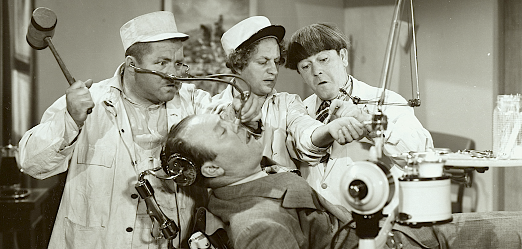 The Three Stooges Dental