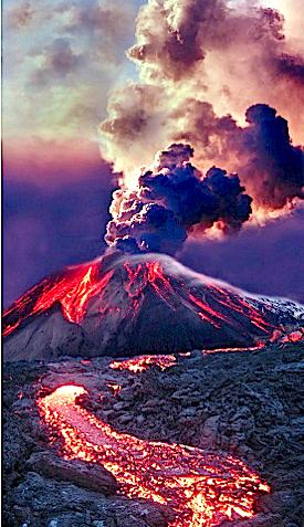 Volcano m