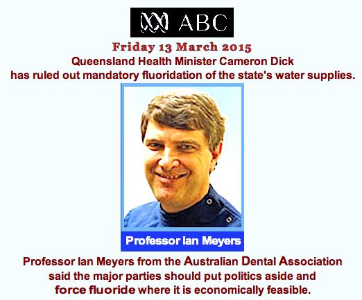 Prof. Ian Meyers ABC ff r