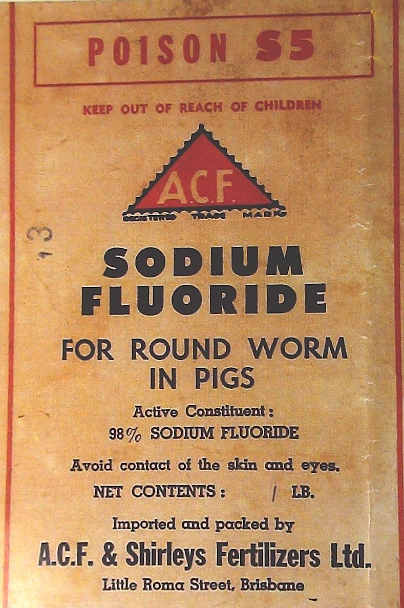 ACF-F. Round Worm a