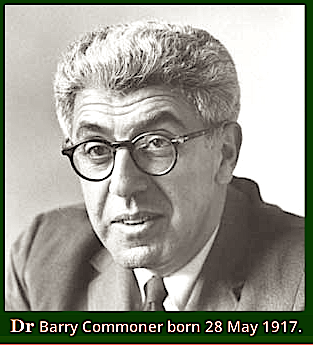 Barry Commoner ff