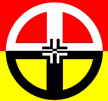 IndianHealingLodgeFlag