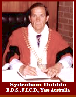 Lord Mayor Dobbin
