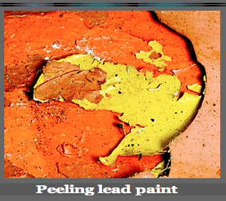 Peeling Lead Paint ff