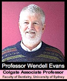 Prof. Wendell Evans
