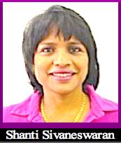 Shanti Sivaneswaran