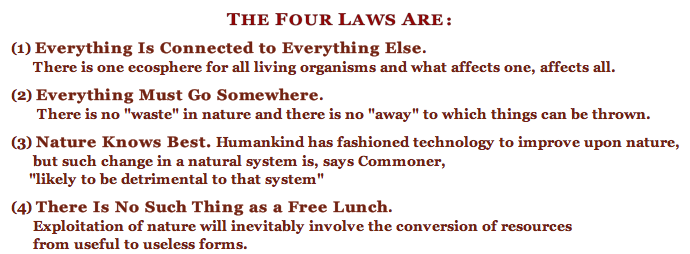 The Four Laws