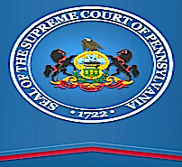 seal of Pennsylvania Court