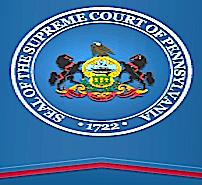 seal of Pennsylvania Court