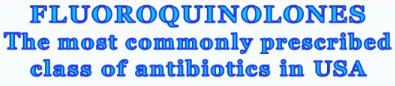 Fluoroquinolones ssss