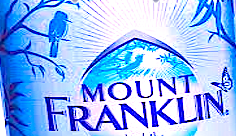Mount Franklin !