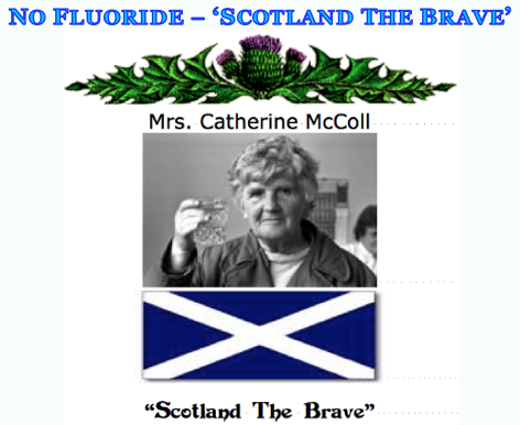 Scotland the brave :Mrs. Mc.Coll L