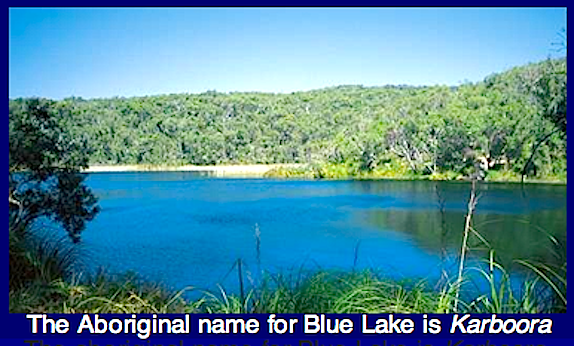 blue lake strady