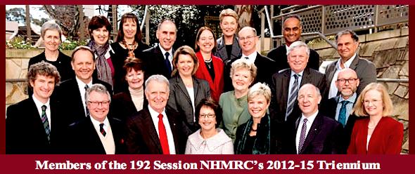 Members NHMRC 2012-15 image
