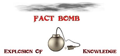 FACT BOMB