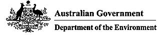 Aust.DeptEnvir.logo