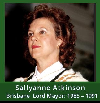 Sallyanne Atkinson Mayor