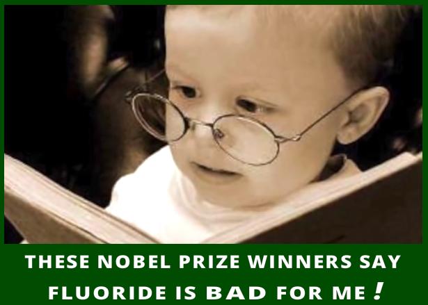 These Nobel Prize winner F