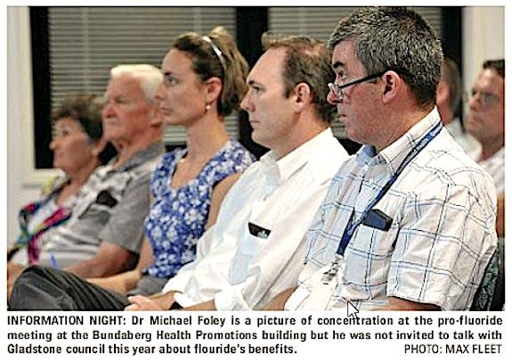 Foley image Gladstone Observer