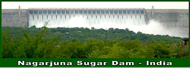 Nagarjuna Sugar Dam f