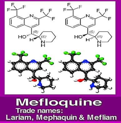 Mefloquine image f